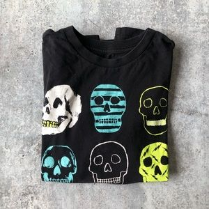 The children's place • skull tee shirt